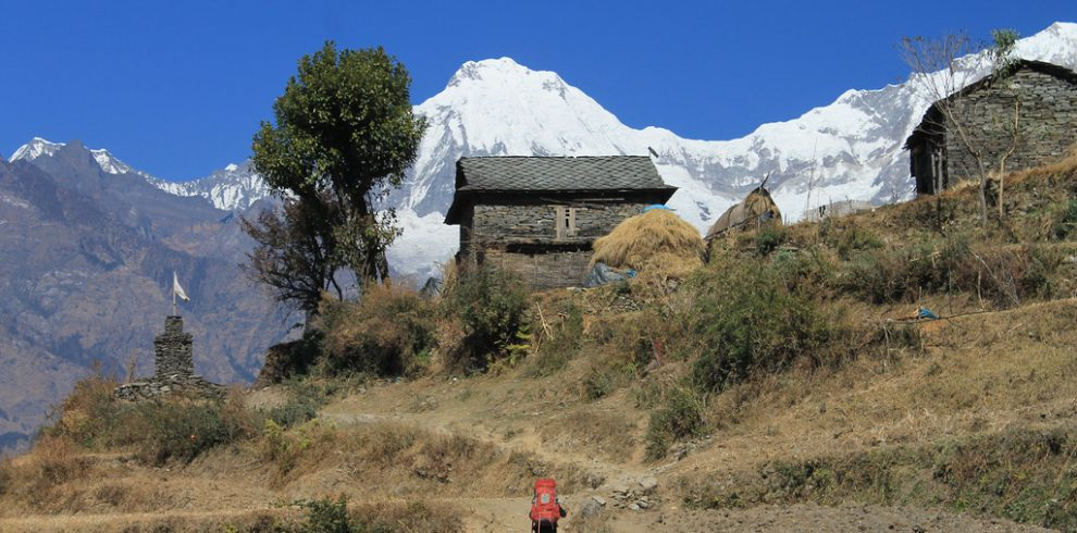 Trekkking-Ganesh-Himal